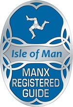 Isle of Man Registered Tour Guide Blue Badge